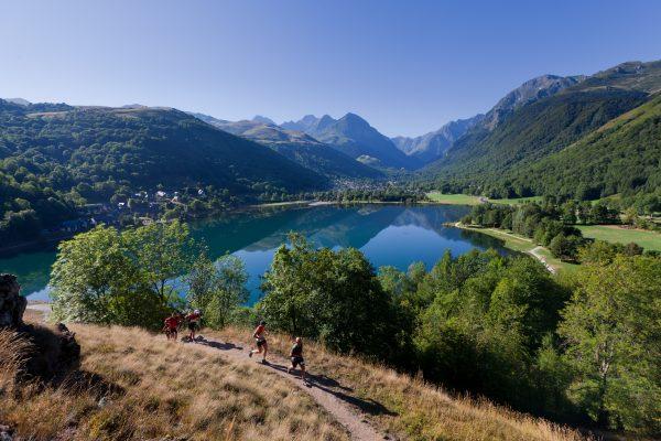 Lac + coureursMateo